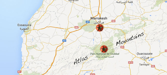 Tour---Morocco---Flavours-of-Morocco---map
