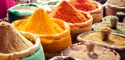 Cuisine---India