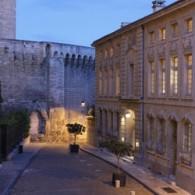 Tour---France---Avignon---square
